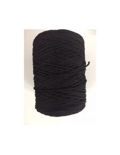 Goma cordón extra suave. Negro