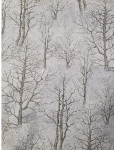 Tela de árboles fondo...