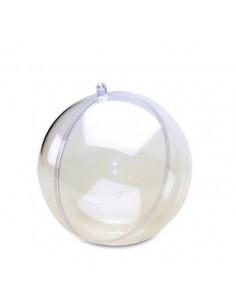 Bola de metacrilato de 12 cm